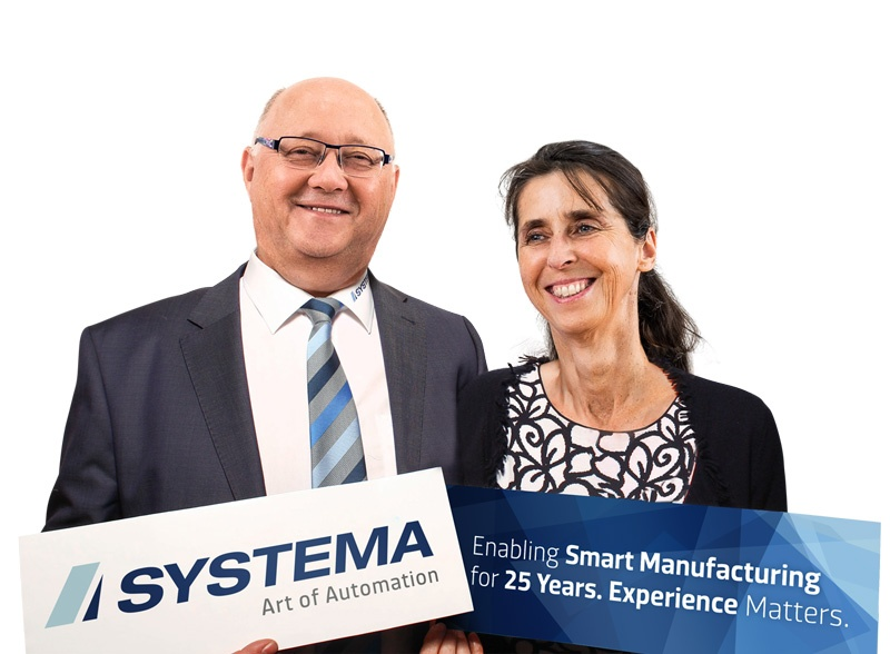 25 Years of SYSTEMA