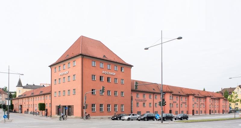 SYSTEMA: Location Regensburg